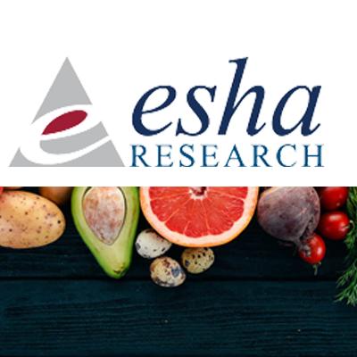 Testimonio de parte de ESHA Research