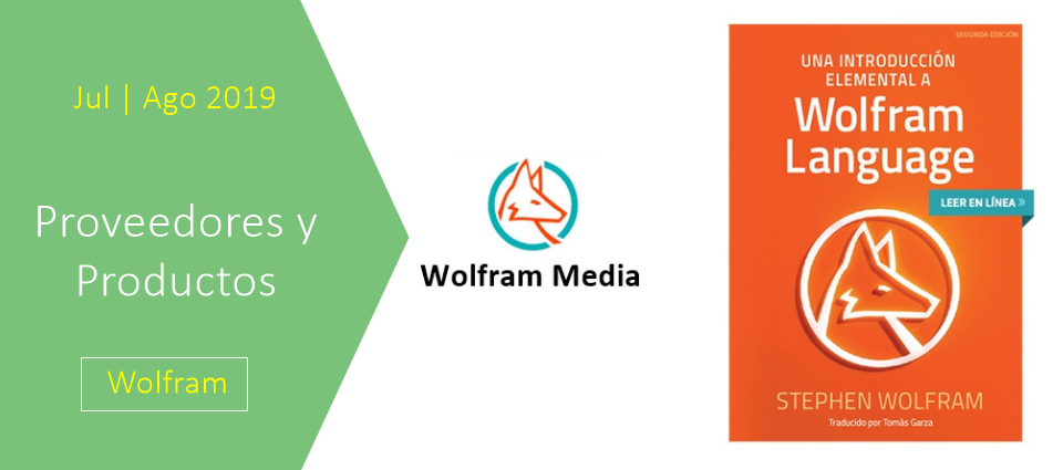 Una Introducción Elemental a Wolfram Language de Stephen Wolfram, ahora disponible en español.