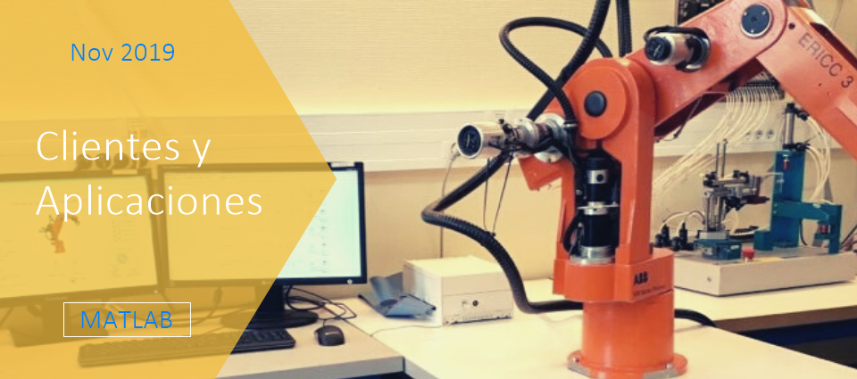 Enseñanza de conceptos de control: un brazo robótico, un Arduino y Simulink.