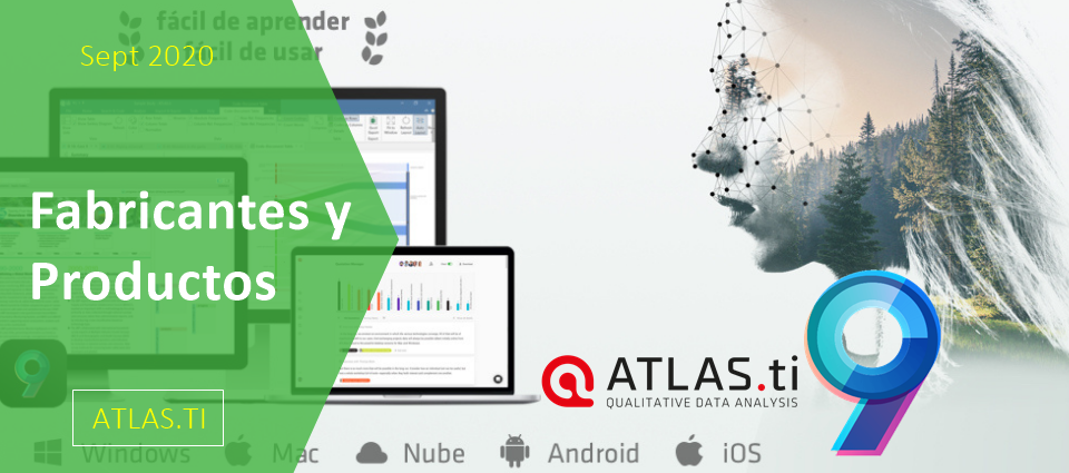 Novedades de ATLAS.ti 9.