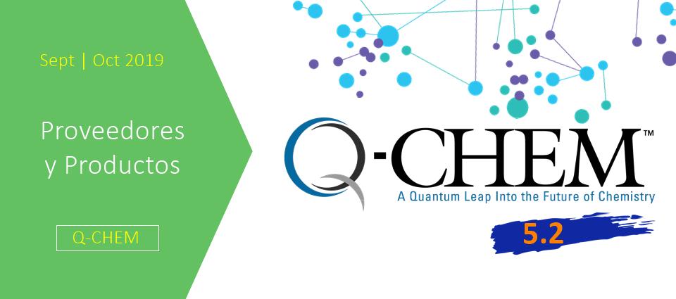 ¡Q-Chem presenta su última versión 5.2.1!