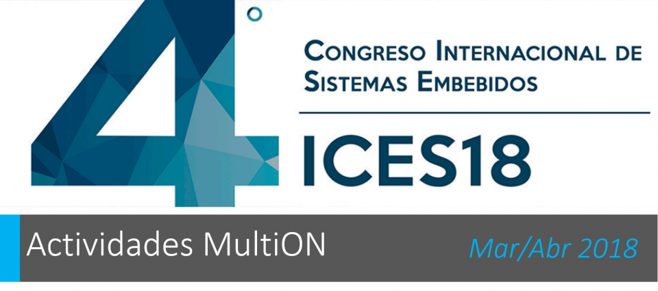 4to Congreso Internacional de Sistemas Embebidos