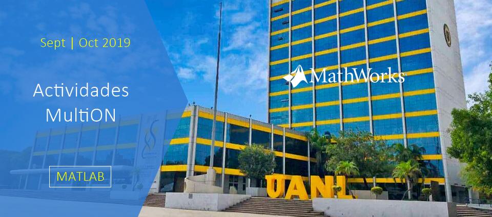 2° Semana Interactiva de MATLAB 2019.