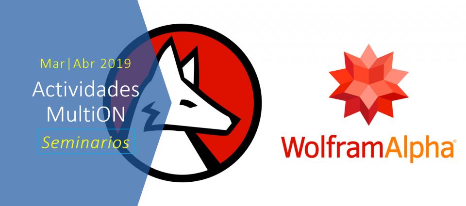 Conferencia Wolfram|Alpha en CINVESTAV
