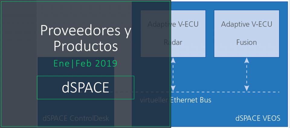 Cómo simular AUTOSAR V-ECU adaptables en VEOS