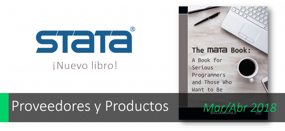 """Nuevo libro: """"The Mata Book: A Book for Serious Programmers and Those Who Want to Be"""""""