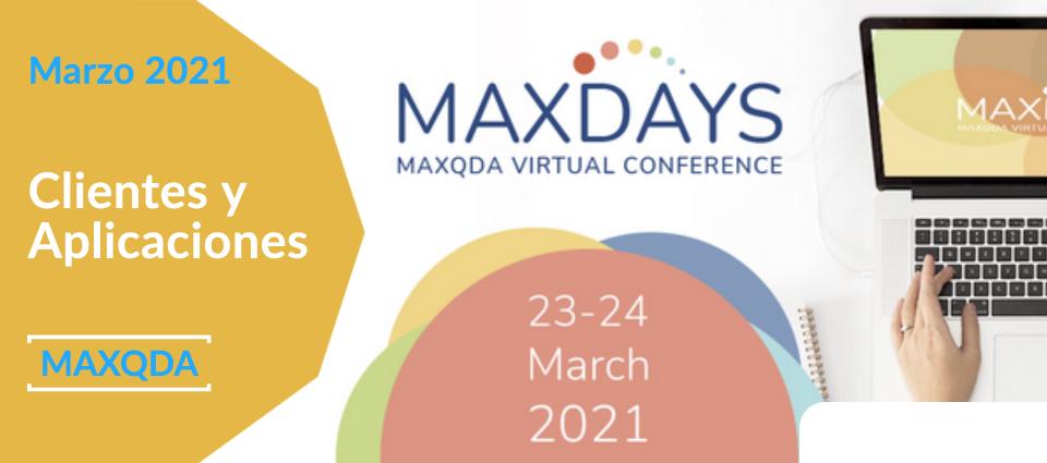 Conecta a los aficionados de todo el mundo a MAXQDA