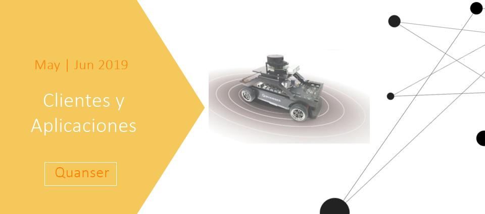 Construyendo un laboratorio de investigación para aplicaciones avanzadas de robótica.
