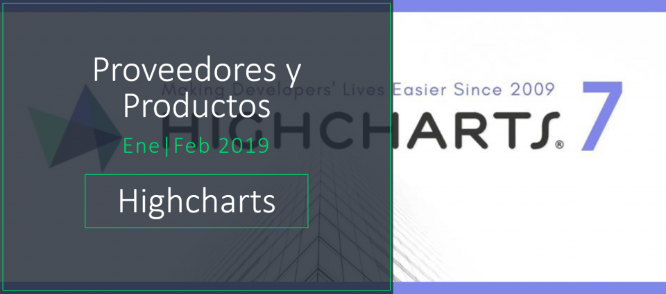 Anunciando la versión 7 de productos Highcharts - Multion