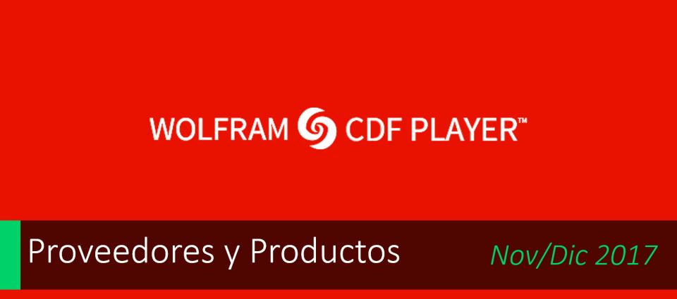 Wolfram Player ahora para iOS