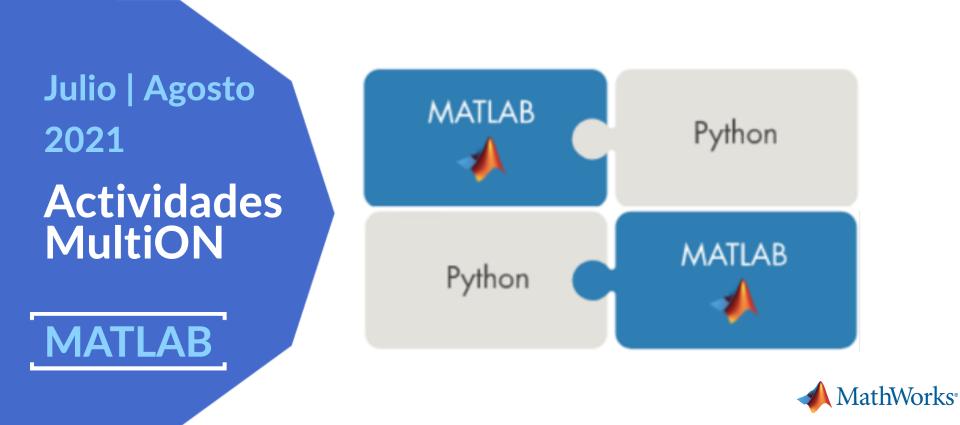 Diferentes formas de integrar MATLAB y Python