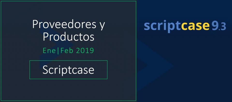 Lo nuevo en Scriptcase 9.3