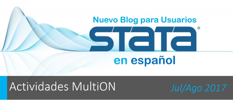 "Blog ""Usuarios Stata en español"""
