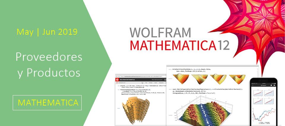 ¡Conozca Mathematica 12!