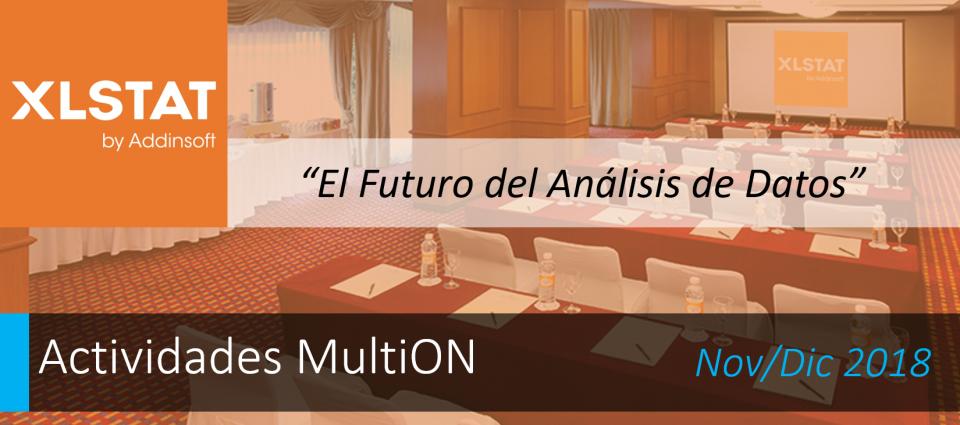 Conferencia El Futuro del Análisis de Datos
