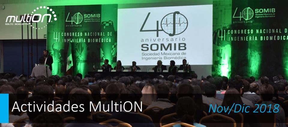 MultiON – Patrocinador de CNIB 2018