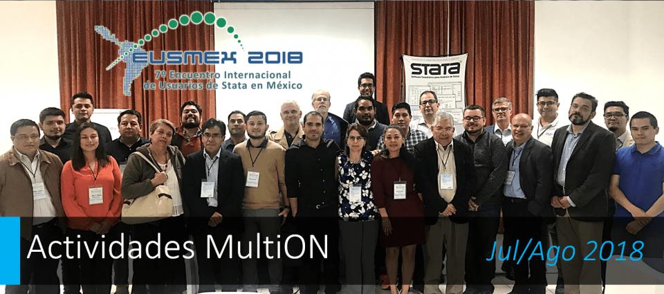 ¡Gracias por asistir a EUSMEX 2018!