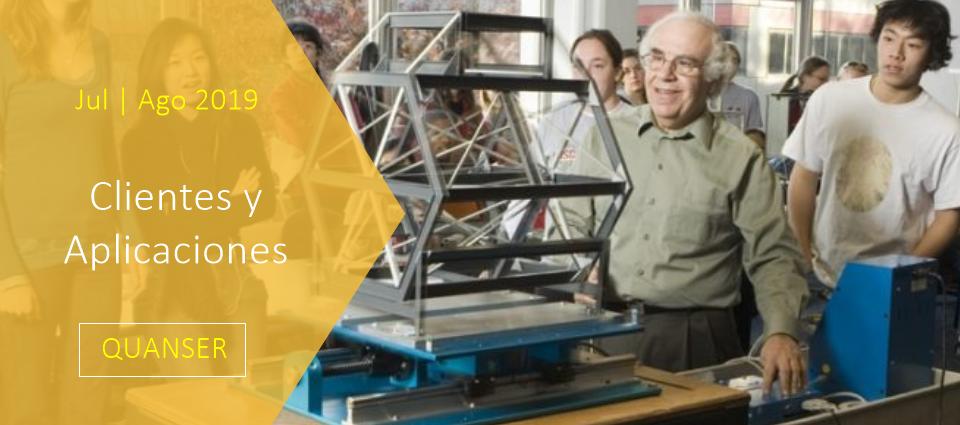 QUANSER | Universidad de Cornell: Sacudiendo algo de realidad a estudiantes de primer año de ingeniería civil.